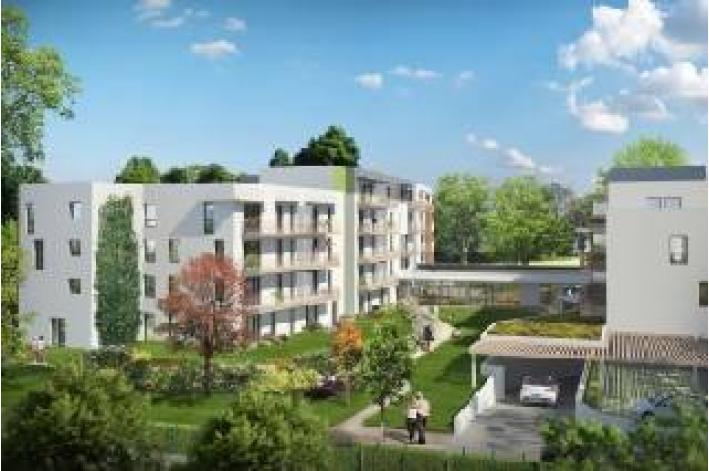 Residence seniors rosa gallica appartement neuf nexity for Residence neuf