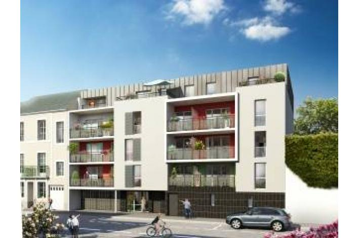 Residence symbiose appartement neuf nexity for Residence neuf