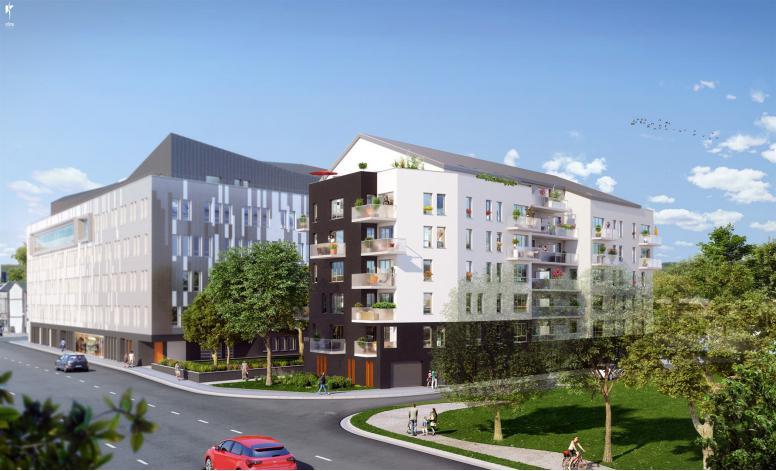 programme riveo appartement neuf rouen 76. Black Bedroom Furniture Sets. Home Design Ideas