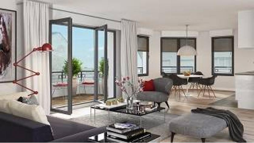 programme sequence appartement neuf bois colombes 92. Black Bedroom Furniture Sets. Home Design Ideas