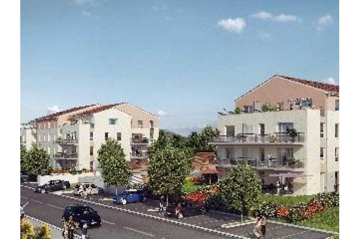 Programme tandem appartement neuf cournon d 39 auvergne 63 - Garage cournon d auvergne ...