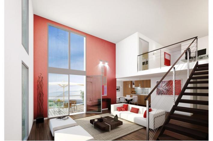 Programme villapollonia appartement neuf bordeaux 33 for Location appartement neuf bordeaux