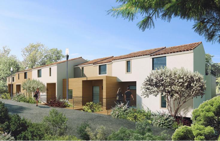 Programme imagin 39 appartement neuf aix en provence 13 - Salon immobilier aix en provence ...