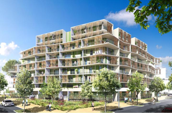 Appartement Port Marianne Montpellier