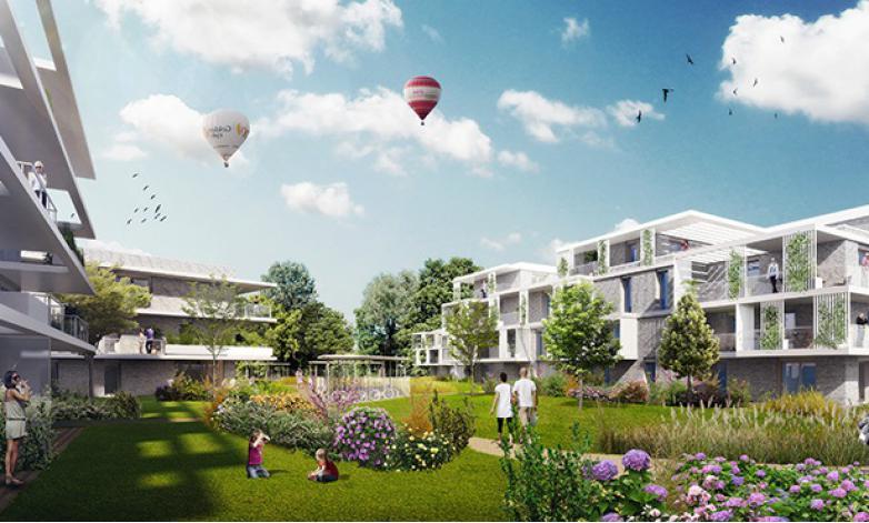 Appartement Neuf Villeneuve D Ascq