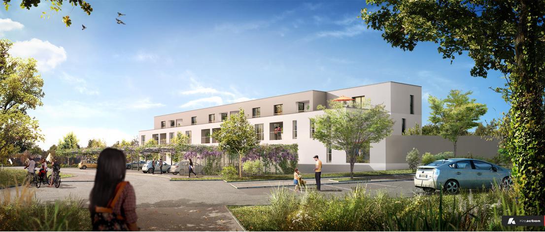 les hauts bois appartement neuf coop habitat bretagne. Black Bedroom Furniture Sets. Home Design Ideas