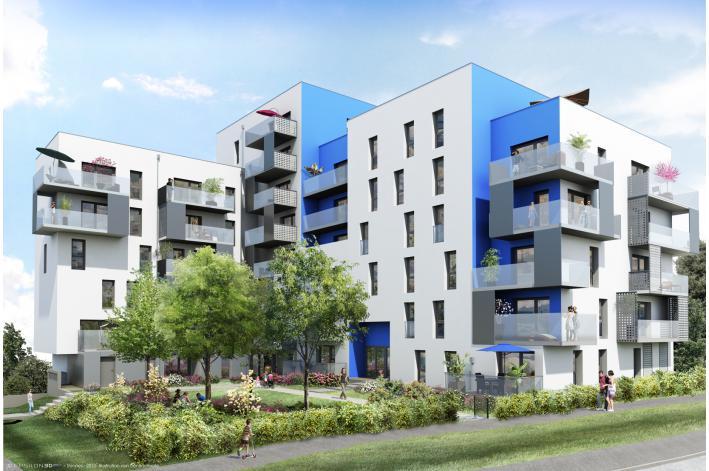 bleu d 39 elsa appartement neuf habitation familiale. Black Bedroom Furniture Sets. Home Design Ideas