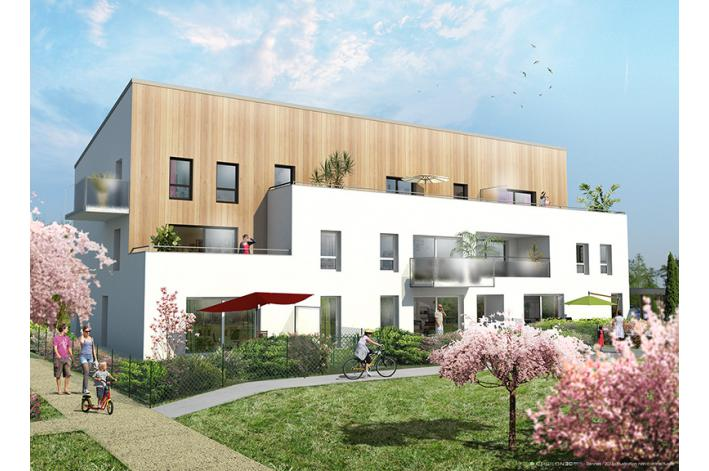Programme orgeres l 39 orge et le bl appartement neuf for Jardin orgeres