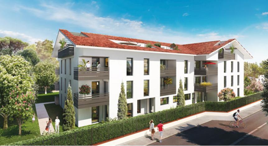 Programme le parc de lardenne appartement neuf toulouse 31 for Programme de logement neuf