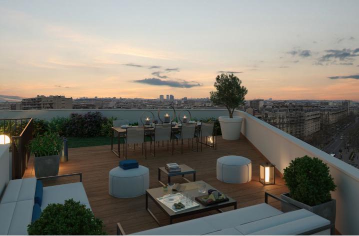 place f lix ebou appartement neuf paris 12 me arrondissement. Black Bedroom Furniture Sets. Home Design Ideas