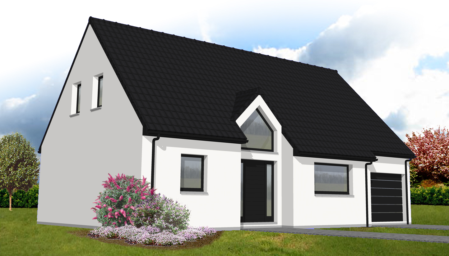 Maisons d 39 en france lille constructeur maison individuelle for Constructeur maison lille