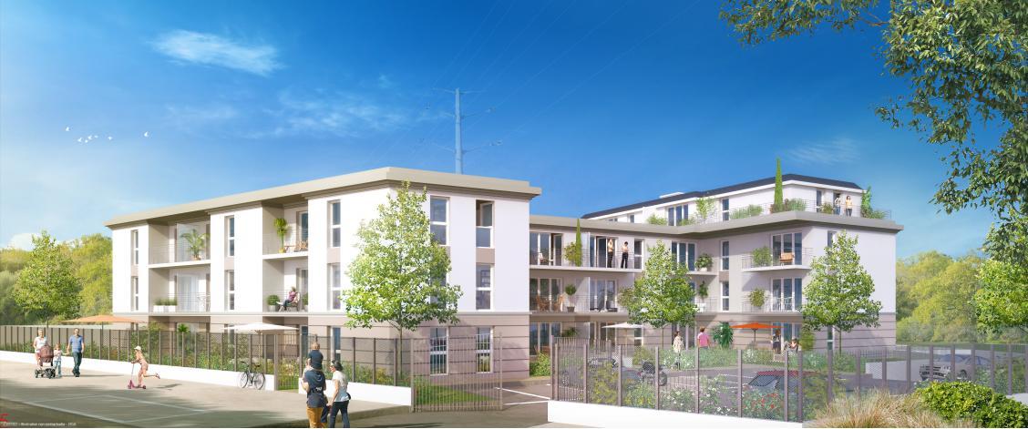 Programme les jardins des lys appartement neuf thiais 94 for Programme de logement neuf