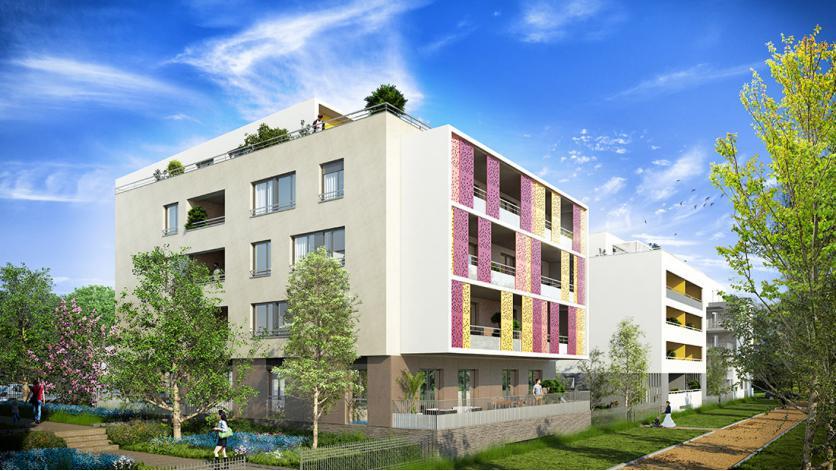 programme jardin rubis appartement neuf montpellier 34. Black Bedroom Furniture Sets. Home Design Ideas