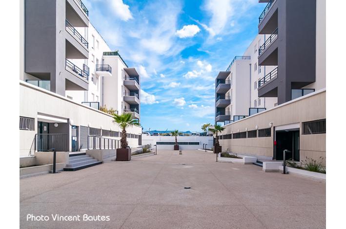 Les terrasses de l 39 hippodrome appartement neuf marseille for Appartement marseille t4