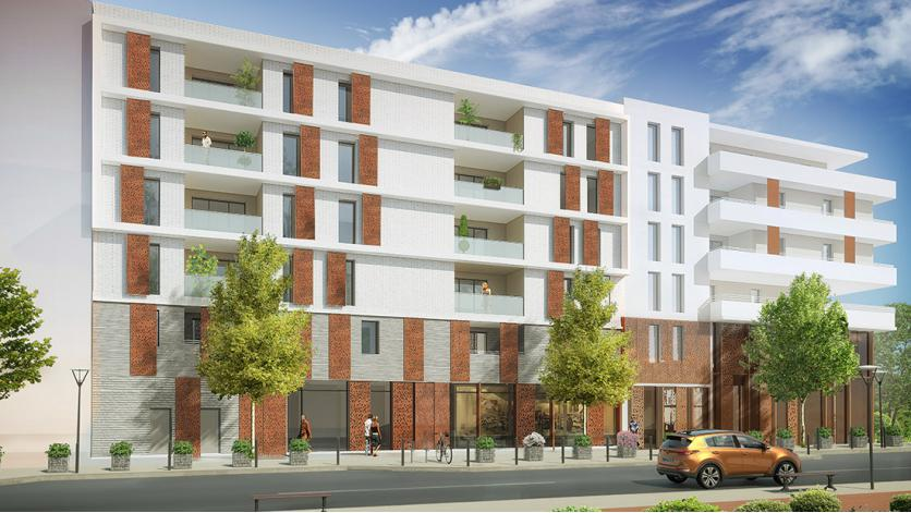 programme nouvel 39 r appartement neuf montpellier 34. Black Bedroom Furniture Sets. Home Design Ideas
