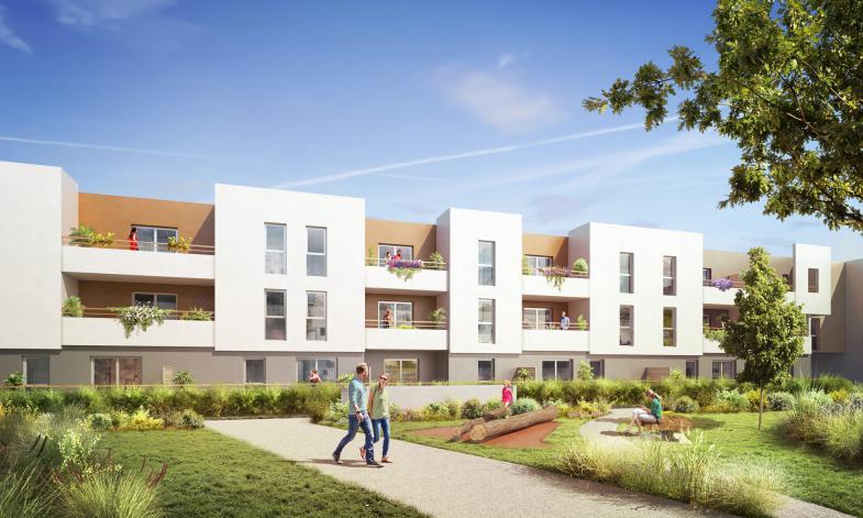 programme parc elys e appartement neuf castelnau le lez 34. Black Bedroom Furniture Sets. Home Design Ideas