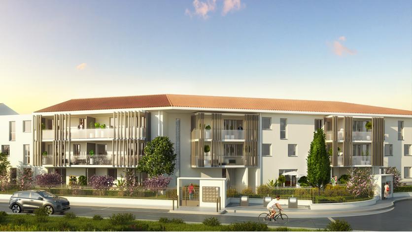 Programme terra castanea appartement neuf castanet for Logement immobilier