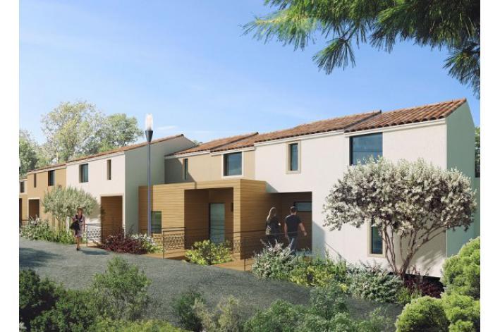 Aix en provence quartier bouenhoure appartement neuf aix - Programme immobilier salon de provence ...