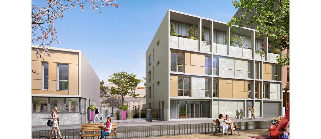 programme lyon 1 quartier croix rousse appartement neuf lyon 69. Black Bedroom Furniture Sets. Home Design Ideas
