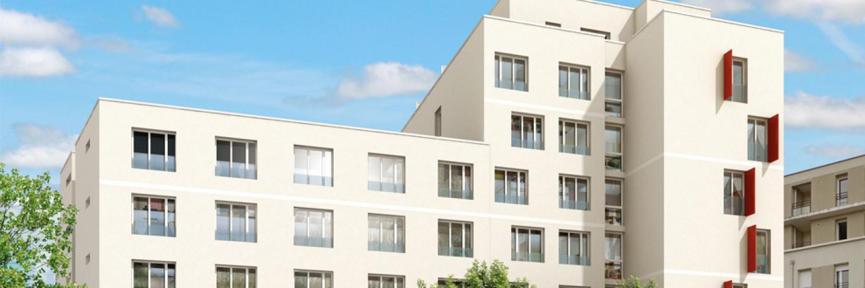 Villeurbanne proche p les universitaires appartement neuf - Location meublee villeurbanne ...