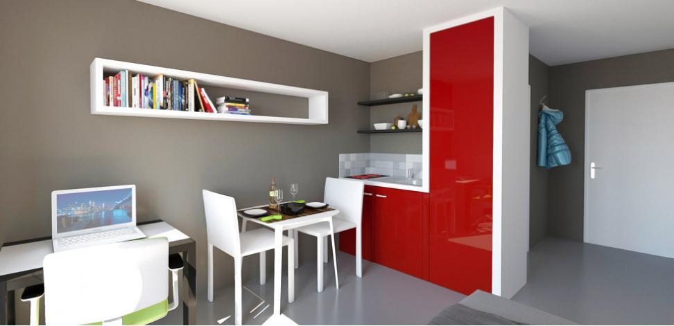 programme les acad mies des ducs appartement neuf dijon 21. Black Bedroom Furniture Sets. Home Design Ideas
