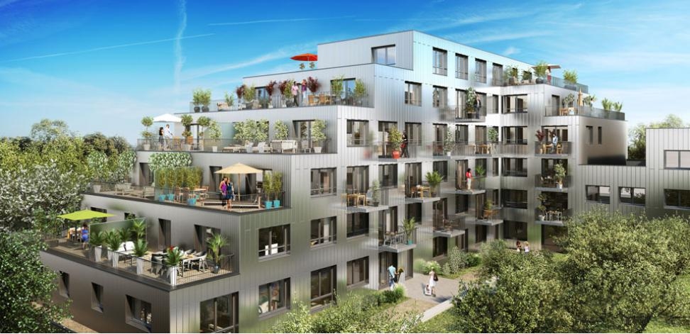 programme lumi 39 air activ appartement neuf lille 59. Black Bedroom Furniture Sets. Home Design Ideas