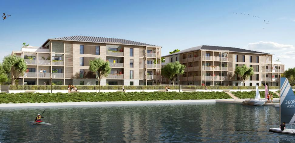 Programme rives plaisance appartement neuf l 39 isle adam 95 for Neuf appartement