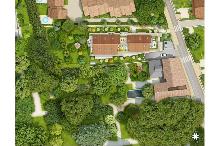 Programme Jardin d'été - appartement neuf Le Revest-les ...