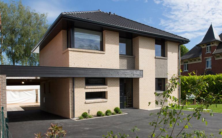 Maisons d 39 en flandre hazebrouck constructeur maison for Constructeur maison individuelle 72