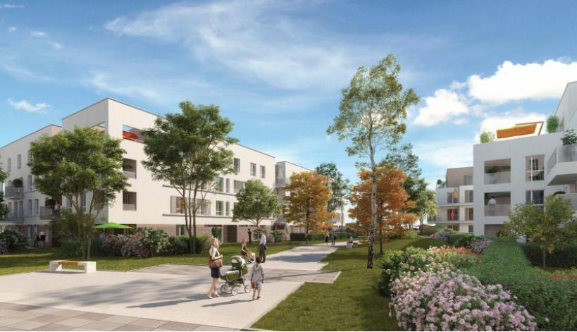 Programme le clos de la grange appartement neuf bois d for Programme logement neuf