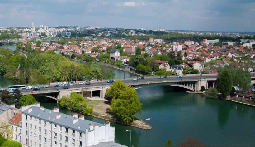 Programme plein coeur appartement neuf joinville le pont for Achat maison joinville le pont