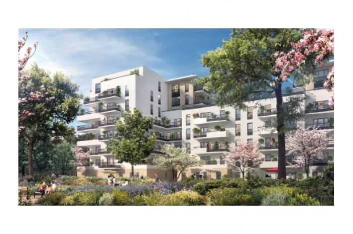 Programme central park appartement neuf ennery 95 for Appartement neuf 95