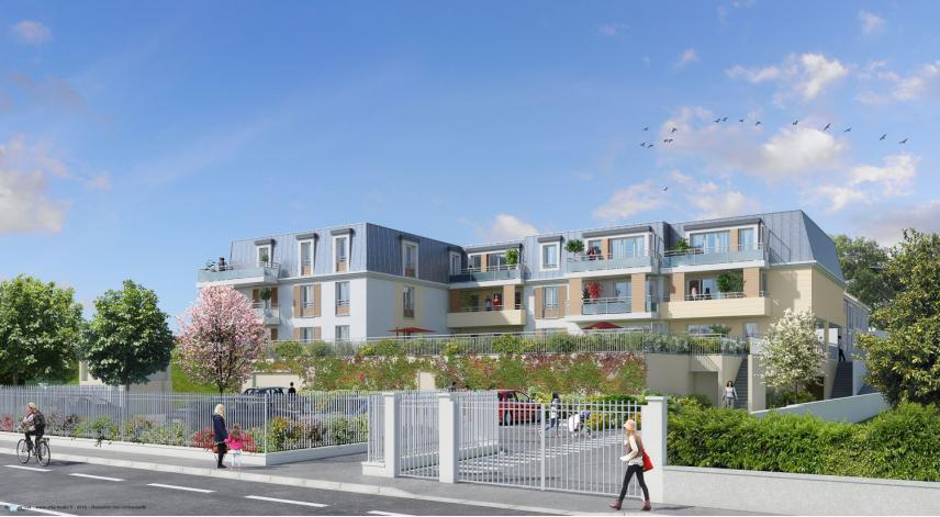 Programme avant seine appartement neuf poissy 78 for Loi immobilier neuf
