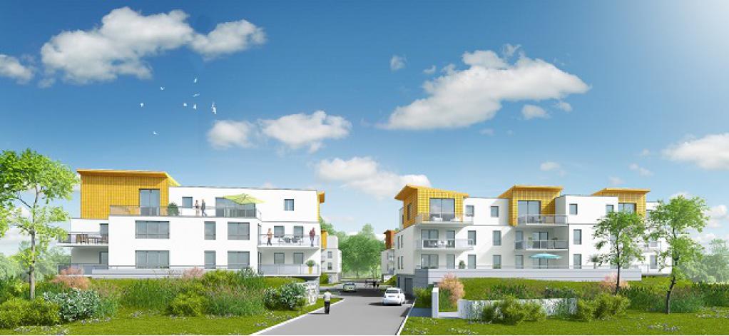 Les jardins de l 39 ill nouvelle r sidence appartement - Residence les jardins de l universite ...