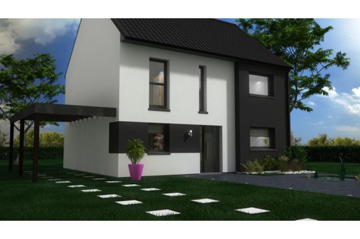 Vente terrain neuf berquin terrain constructible vendre for Geoxia ouest