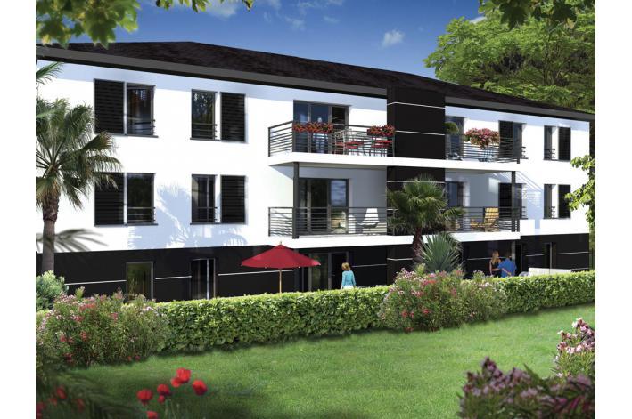 Programme berges de la ga appartement neuf lons 64 for Programme de logement neuf