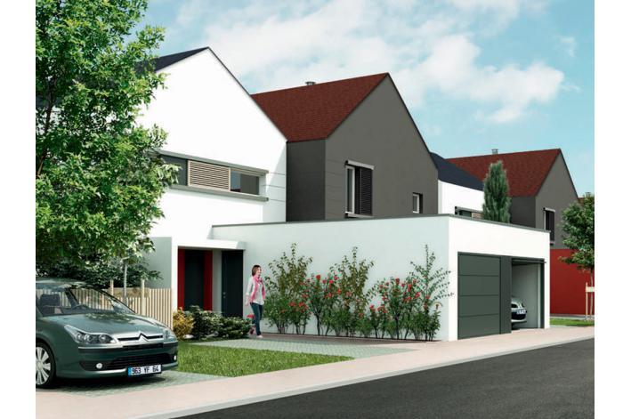 Programme clos biarnes appartement neuf idron 64 for Maison neuf