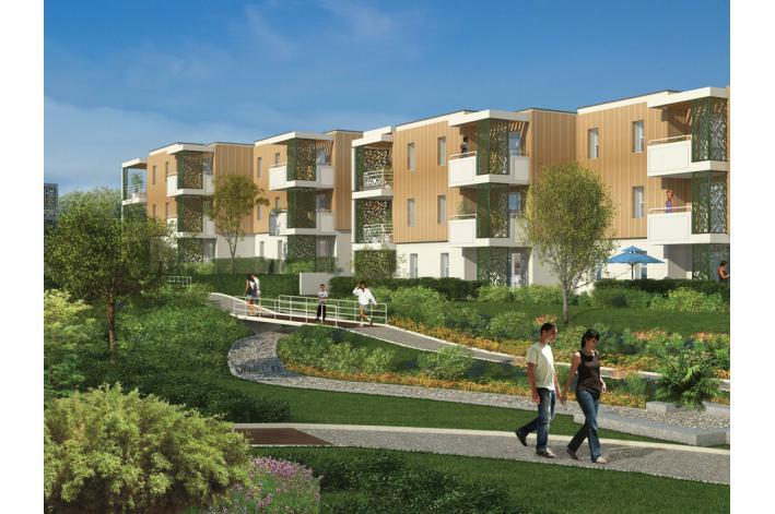 Domaine eug ne delacroix appartement neuf la rochelle 17 for Appartement design la rochelle