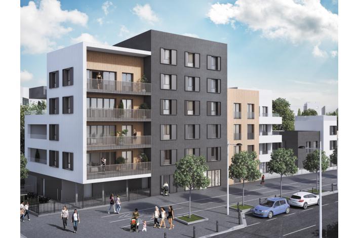 Programme envergure appartement neuf nanterre 92 for Maison neuf