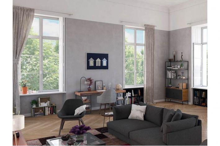 programme l 39 h tel particulier appartement neuf bordeaux 33. Black Bedroom Furniture Sets. Home Design Ideas