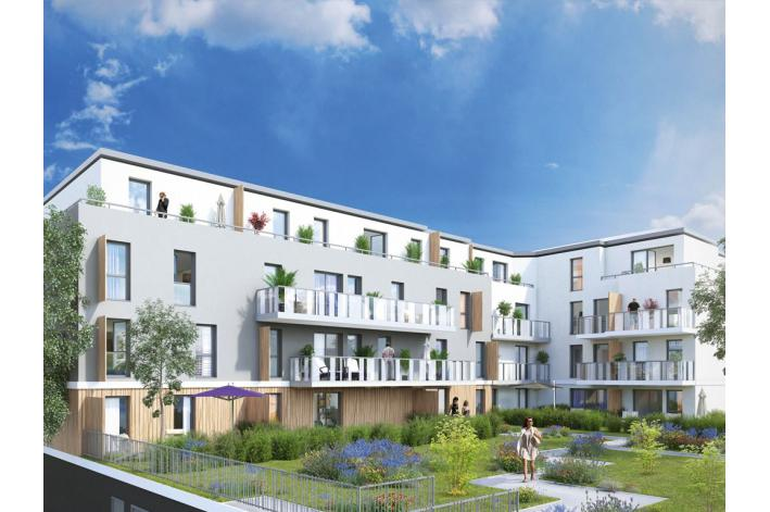 Programme lys a appartement neuf villiers le bel 95 for Appartement neuf 95