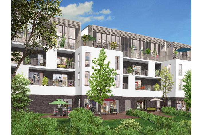 D couvrez les programmes similaires de pichet immobilier for Appartement bordeaux stalingrad