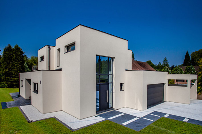 demeures de style fleurbaix constructeur maison individuelle. Black Bedroom Furniture Sets. Home Design Ideas