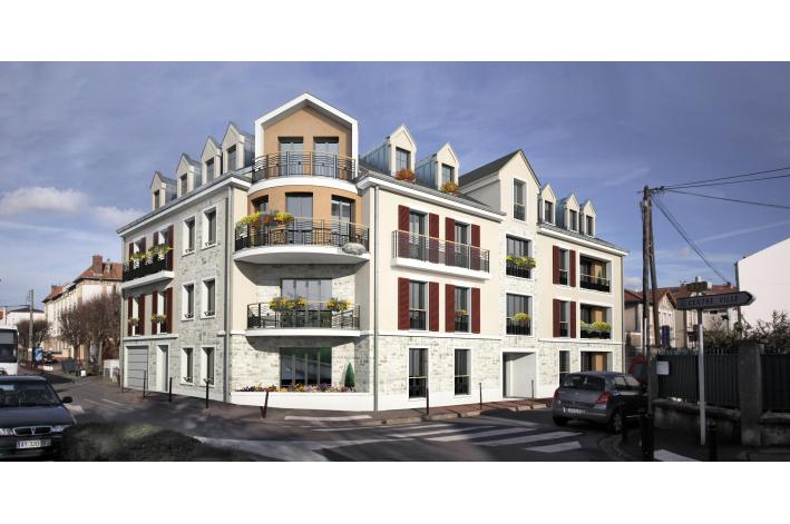 r sidence alexandra villiers sur marne programme immobilier neuf. Black Bedroom Furniture Sets. Home Design Ideas