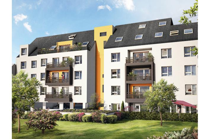 programme vernaren appartement neuf rennes 35. Black Bedroom Furniture Sets. Home Design Ideas