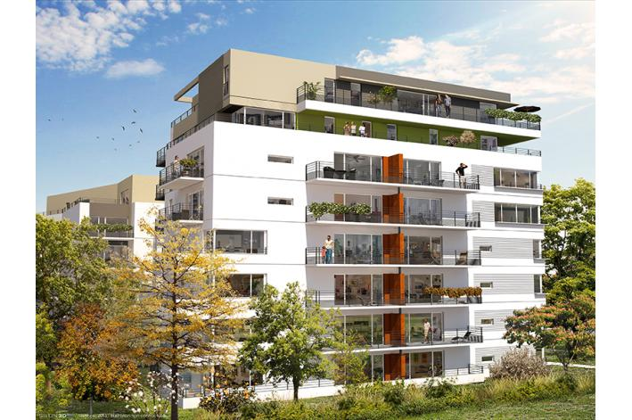 Appartement Neuf Tours