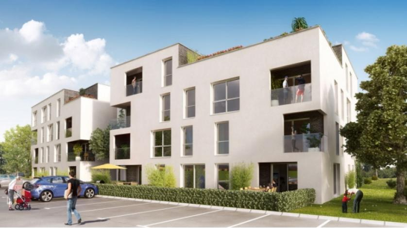 Programme essen 39 ciel 2 appartement neuf faches thumesnil for Appartement t3 neuf