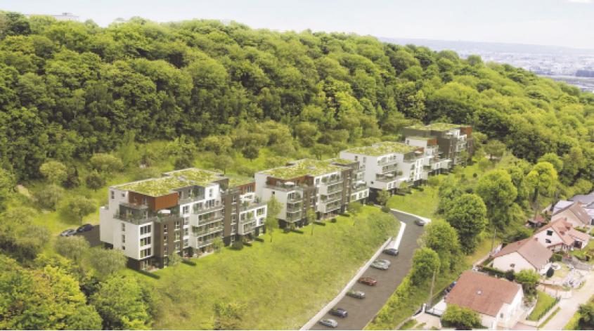 Programme reflets de seine appartement neuf d ville l s for Programme immobilier rouen