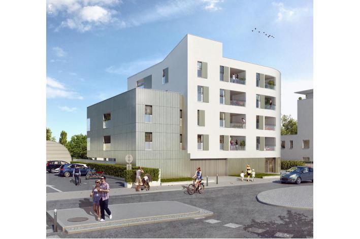 Programme le verne appartement neuf nantes 44 for Piscine nantes jules verne