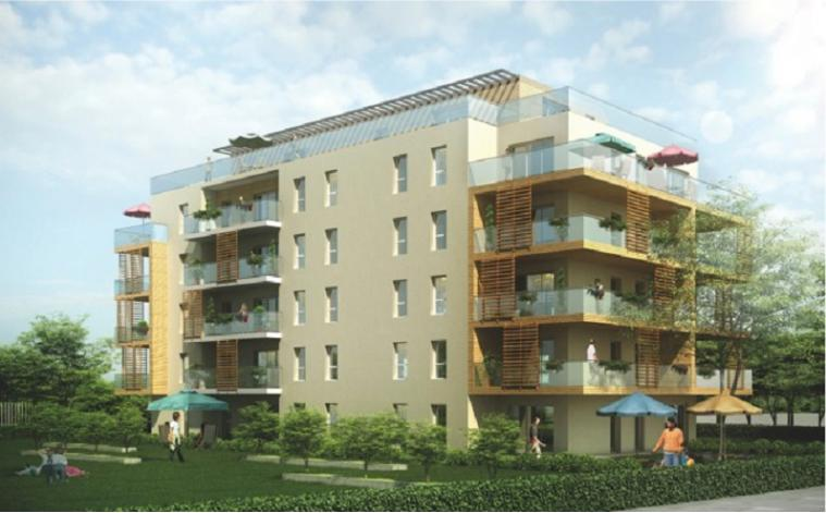 Programme ambiance canuts appartement neuf caluire et for Programme immobilier neuf 2017